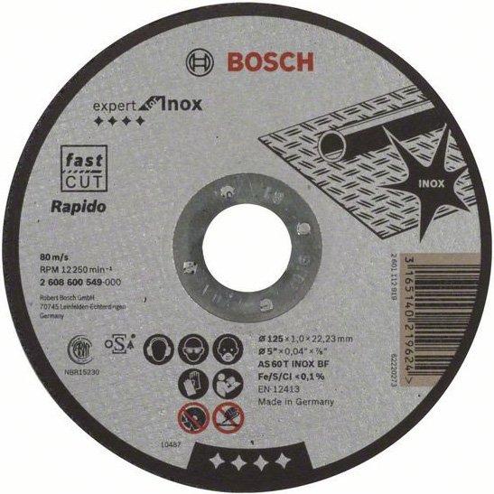 Диск Bosch 2608600549