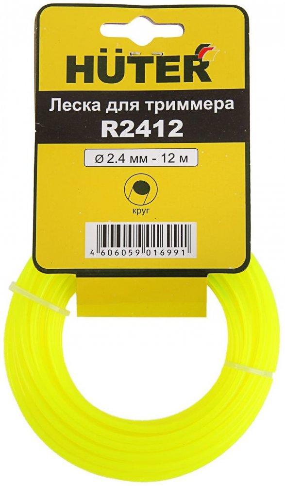 Леска Huter R2412