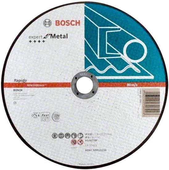 Диск отрезной Bosch 2608603400