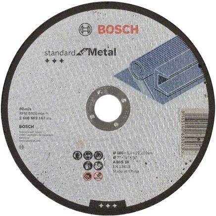 Диск отрезной Bosch 2608603167