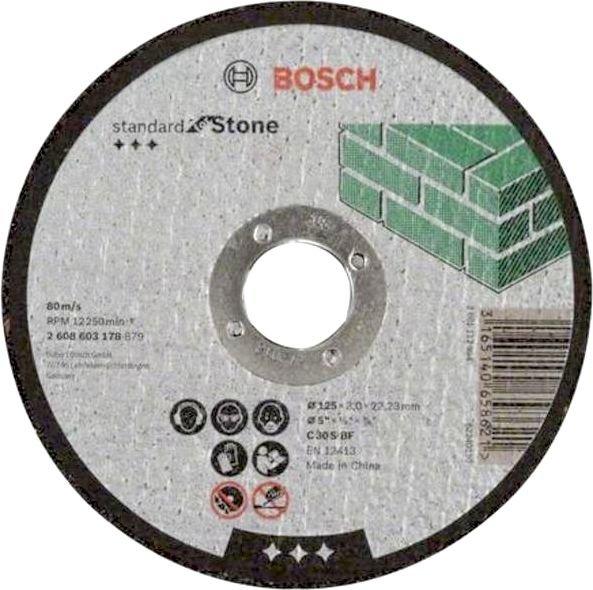 Диск отрезной Bosch 2608603178