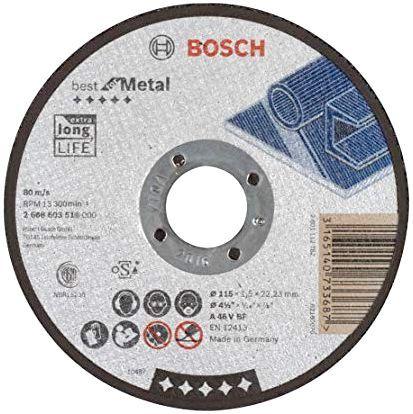 Диск отрезной Bosch 2608603518