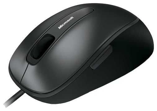 Мышь Microsoft Comfort Optical Mouse 4500 USB Black (4EH-00002)