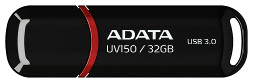 USB Flash накопитель 32Gb ADATA UV150 Black