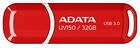 USB Flash накопитель 32Gb ADATA UV150 Red