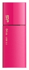 USB Flash накопитель 64Gb Silicon Power Blaze B05 Pink (SP064GBUF3B05V1H)