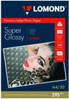 Бумага Lomond Super Glossy Warm Inkjet Photo Paper (1108101)