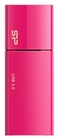 USB Flash накопитель 8Gb Silicon Power Blaze B05 Pink (SP008GBUF3B05V1H)