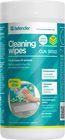 Defender CLN 30322 влажные чистящие салфетки для экранов всех типов, 100шт