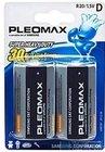 Батарейка Samsung Pleomax (LR20, 2 шт)