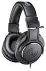 Наушники Audio-Technica ATH-M20X Black