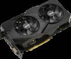 Видеокарта nVidia GeForce RTX2060 ASUS 6Gb (DUAL-RTX2060-6G-EVO)