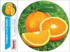 Коврик для мыши Buro BU-T60039 Апельсин