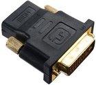 Переходник Perfeo HDMI (F) - DVI (M) (A7004)