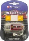 USB Flash накопитель 32Gb Verbatim Mini Casette Red (49392)