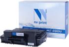 Картридж NV Print MLT-D203U Black