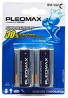 Батарейка Samsung Pleomax (R14-2BL, 2 шт)