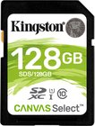 Карта памяти 128Gb Kingston Canvas Select SDXC Class 10 (SDS/128GB)