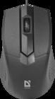 Мышь Defender Optimum MB-270 Black (52270)