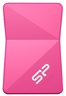 USB Flash накопитель 16Gb Silicon Power Touch T08 Pink (SP016GBUF2T08V1H)