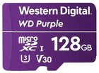 Карта памяти 128Gb MicroSD Western Digital Purple Class 10 (WDD128G1P0A)