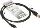 Кабель TV-COM USB 2.0 A (M) - Micro USB B (M), 1м (TC6940-1M)
