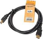 Кабель TV-COM HDMI - HDMI v1.4, 1.5m (CG150S-1.5M)
