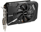Видеокарта nVidia GeForce GTX1660 MSI PCI-E 6144Mb (GTX 1660 AERO ITX 6G)
