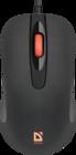 Мышь Defender Ultra Classic MB-280 Black (52280)