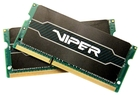 Оперативная память 16Gb DDR-III 1600Mhz Patriot Viper SO-DIMM (PV316G160LC9SK) (2x8Gb KIT)