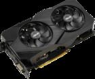 Видеокарта nVidia GeForce RTX2060 ASUS 6Gb (DUAL-RTX2060-O6G-EVO)