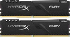 Оперативная память 16Gb DDR4 2666MHz Kingston HyperX Fury (HX426C16FB3K2/16) (2x8Gb KIT)