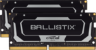 Оперативная память 16Gb DDR4 3200Mhz Crucial Ballistix SO-DIMM (BL2K8G32C16S4B) (2x8Gb KIT)