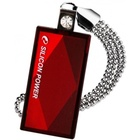 USB Flash накопитель 8Gb Silicon Power Touch 810 Red (SP008GBUF2810V1R)