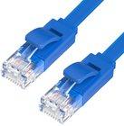 Патч-корд Greenconnect UTP 5e, 0.2м (GCR-LNC01-0.2m)