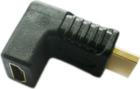 Переходник VCOM HDMI (M) - HDMI (F) (CA320)