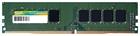 Оперативная память 8Gb DDR4 2400MHz Silicon Power (SP008GBLFU240B02)