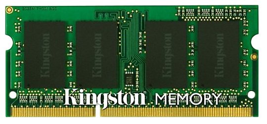 Оперативная память 2Gb DDR-III 1600MHz Kingston SO-DIMM (KVR16S11S6/2)