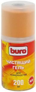 Buro гель для чистки пластика, 200мл (BU-GSURFACE)