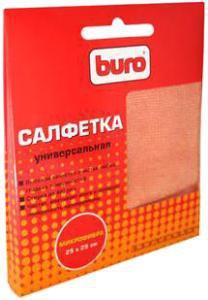 Buro универсальная чистящая салфетка, микрофибра 25x25см (BU-MF)