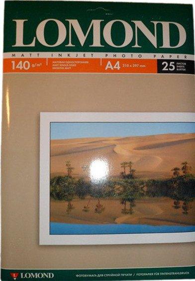 Бумага Lomond Matt Inkjet Photo Paper (0102073)