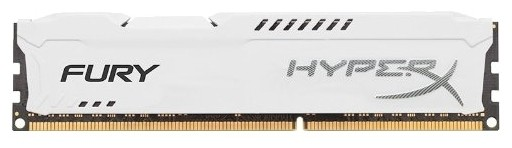 Оперативная память 4Gb DDR-III 1866MHz Kingston HyperX Fury (HX318C10FW/4)