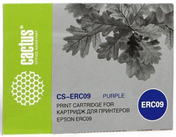 Картридж Cactus CS-ERC09