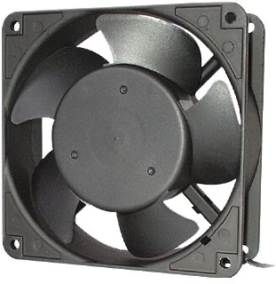Вентилятор Hyperline KL-FAN-120x120x38-AC220-B39