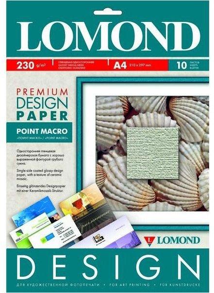 Бумага Lomond Premium Design Paper Point Macro (0931041)