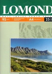 Бумага Lomond 0102130