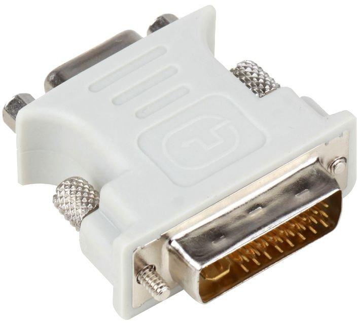 Переходник Buro DVI-I (M) - VGA (F) (VGA-15F/DVI-I-PLUG)