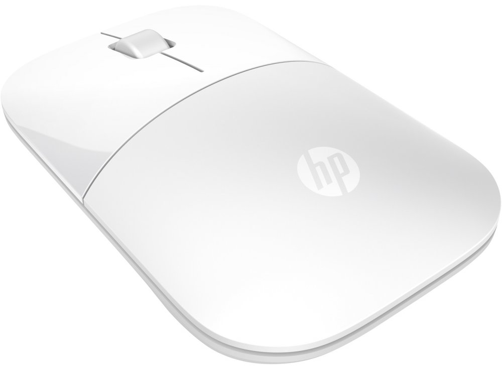 Мышь HP Z3700 Wireless Mouse Blizzard White USB