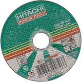 Диск абразивный отрезной Hitachi 12512HR