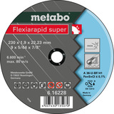 Диск Metabo 616228000